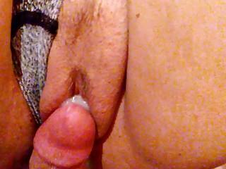 Amateur Brunette Close Up Creampie Cum Cumshot BBW Fatty