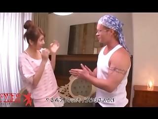 Big Tits Blowjob Deepthroat Innocent Interracial Japanese MILF Oral
