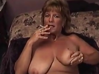 Fetish Kinky Mature Smoking