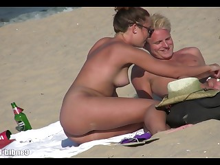 Amateur Ass Babe Beach Big Tits Boobs Brunette HD