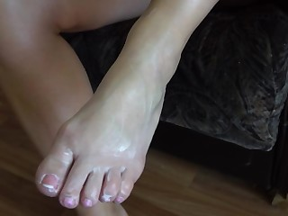Amateur Car Feet Fetish Foot Fetish Mammy Mature MILF