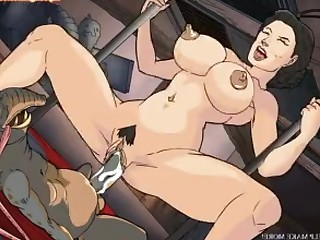 Anime Fuck Hentai Interracial Mammy MILF Pornstar Rough