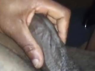 Amateur Black Ebony BBW Fatty Fuck Handjob Mammy