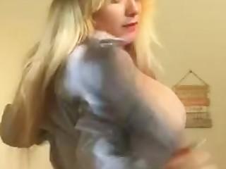 Dildo Fuck Juicy Masturbation MILF Ride Toys Webcam