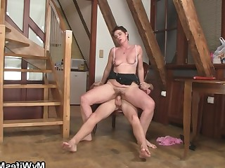 Big Cock Daughter Granny Mammy Mature MILF Old and Young Really